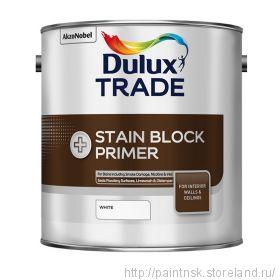 DULUX Stain Block Plus