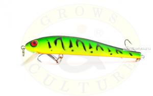 Воблер Grows Culture Tarnado 85F 85 мм/ 8 гр/заглубление: 0,8 - 1,5 м/ цвет: Q6