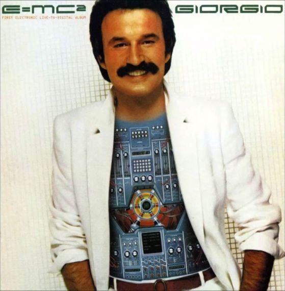 Giorgio Moroder -  E=MC2 1979 (2016) LP