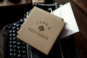 Torn & Restored Transpo by David Williamson
