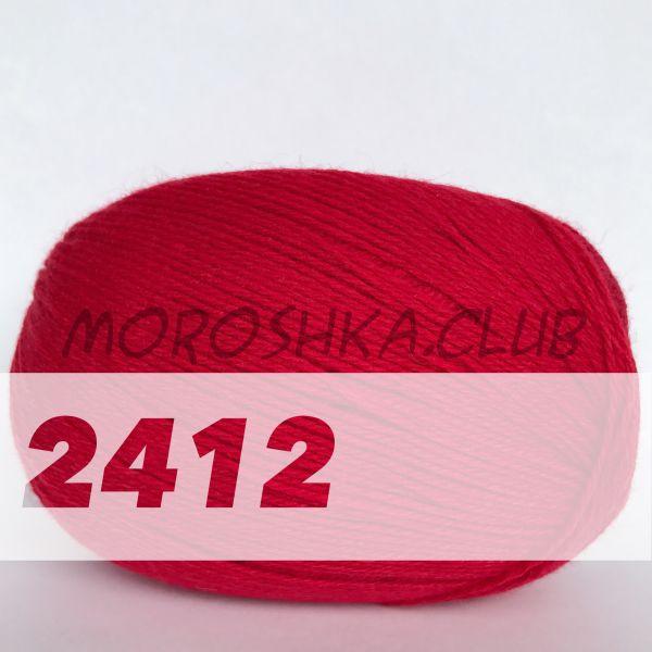Красный Cashmere VITA (цвет 2412)