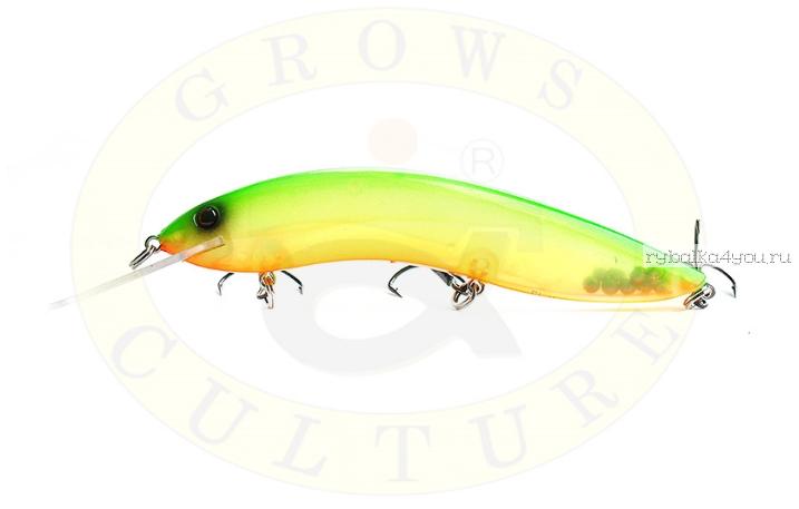 Купить Воблер Grows Culture Flathead 120F 120 мм/ 13 гр/заглубление: 5+ м/ цвет: Q19