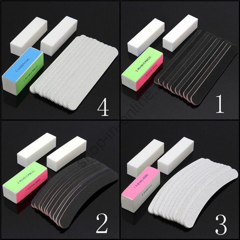 Набор для полировки шлифовки ногтей 13 шт