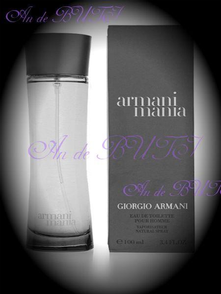 Giorgio Armani Armani Mania pour homme 100 ml edt