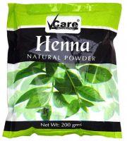 Натуральная индийская хна для волос VCare, купить в интернет-магазине