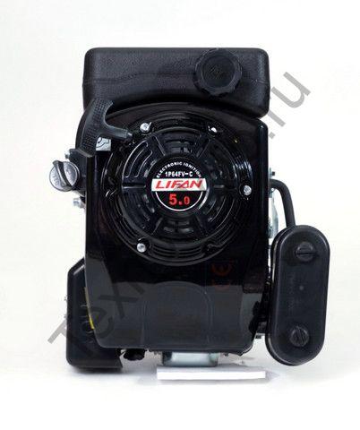 Двигатель Lifan 1P64FV-C D25 (5 л. с.) с вертикальным валом 25 мм.