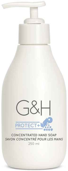 G&H Protect+ Концентрированное жидкое мыло для рук 250 мл