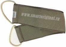 Smart Microfiber Мочалка для душа серая