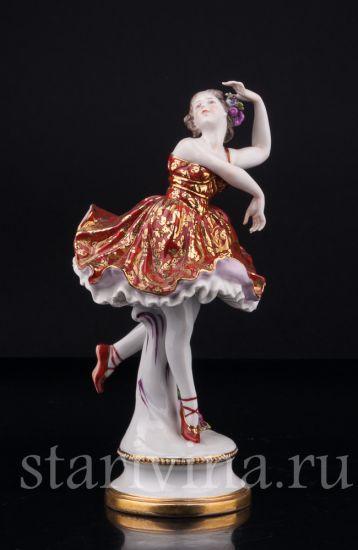 Изображение Балерина, Volkstedt, Германия, до 1935 г