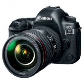 Canon EOS 5D Mark IV Kit 24-105mm1,4L IS II USM