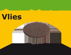 Абразивный материал STF D125/0 A280 VL/5