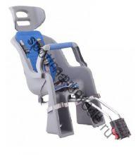 Кресло детское FLINGER SW-BC07-4 на подседельную трубу рамы, макс.22 кг (б/упак)