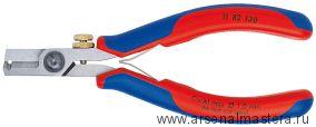Ножницы-щипцы для удаления изоляции KNIPEX 11 82 130