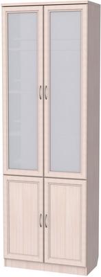 У-200. Шкаф для книг   2216x750x370 мм  ВxШxГ