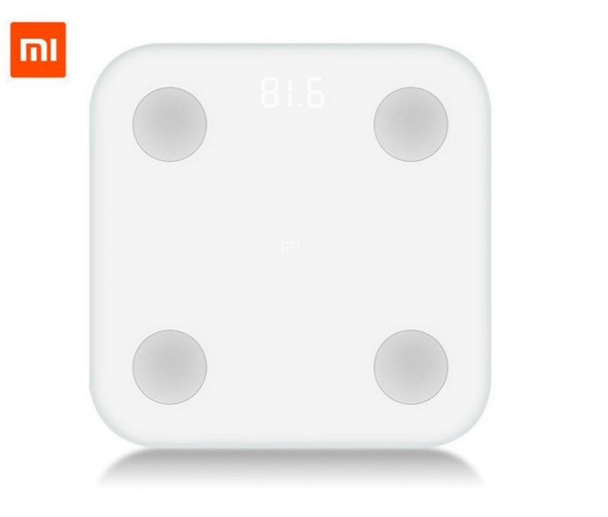 Умные весы Xiaomi Mi Body Composition Scale 2 XMTZC05HM