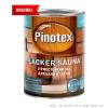 Лак-пропитка для бань Lacker Sauna Pinotex полуматовый