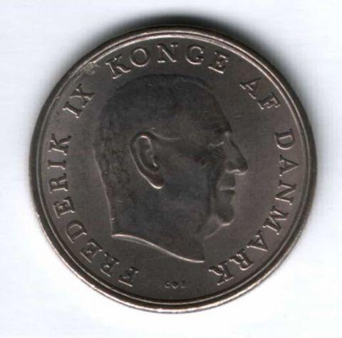 5 крон 1964 г. Дания, AUNC