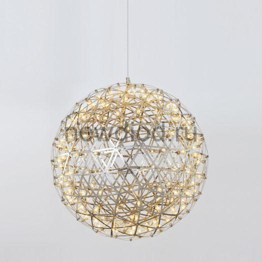 Светодиодная люстра Фейверк 1000мм 162LED