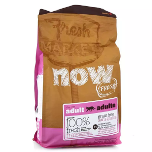 Корм сухой Now Natural Adult для кошек с индейкой уткой и овощами 3.63кг