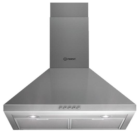 Кухонная вытяжка Indesit IHP 6.5 C M IX