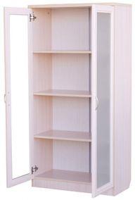 У-214. Шкаф для книг  1488x751x370 мм  ВxШxГ