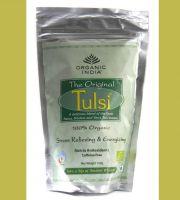 Купить чай тулси без добавок Organic India Tulsi. Интернет магазин Ind-Bazaar.ru