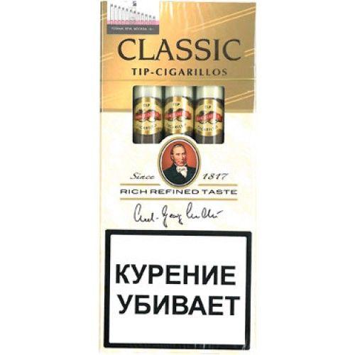 Сигариллы Handelsgold Classic Tip-Cigarillos