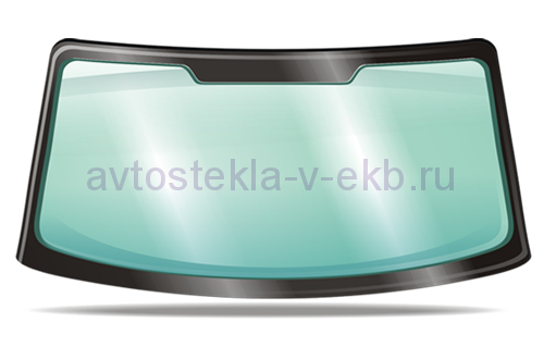 Лобовое стекло HY ELANTRA 2012-СТ ВЕТР ЗЛ+ДД+VIN