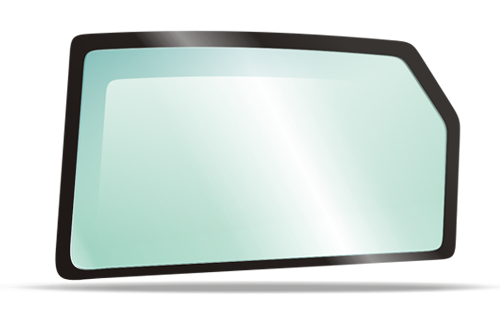 Боковое левое стекло HYUNDAI VERNA (ACCENT III) 2006-