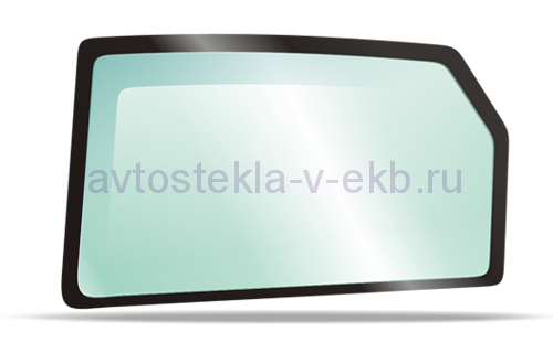 Боковое правое стекло RENAULT MEGANE II 2003-
