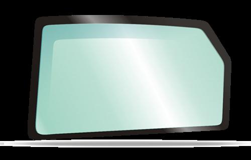 Боковое правое стекло RENAULT SANDERO 2008-
