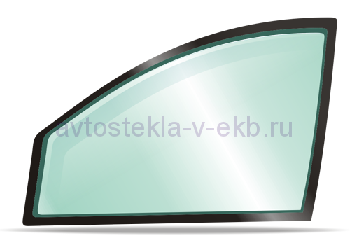Боковое правое стекло RENAULT LOGAN 2005-