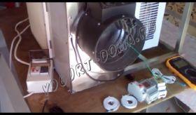 Климат-контроль для камеры созревания сыров.
