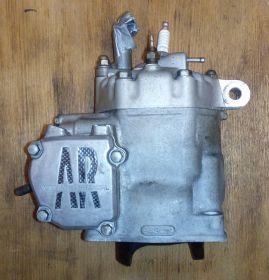 Цилиндр + поршень Honda CRM250AR - MD32