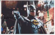 Автограф: Майкл Китон. Бэтмен (1989)