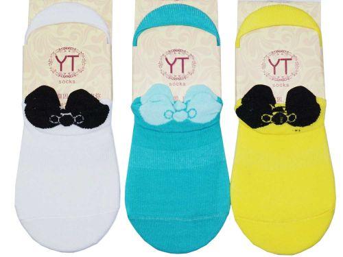 Женские носки-невидимки 36-41 YLITONE №YT1520