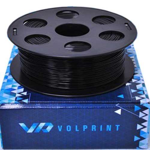 ABS пластик VolPrint 1,75мм черный, 1кг