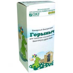 Горыныч-бинарный препарат для туалетов 500 мл/12