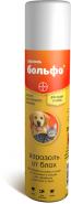 Больфо Спрей от блох и клещей для собак и кошек (250 мл)