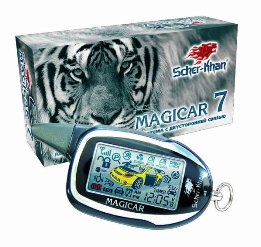 Автосигнализация Magicar 7
