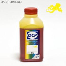Чернила ОСР 158 Y для картриджей CAN CL-42Y, 500 g