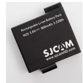Дополнительная батарея для камер SJCAM М20