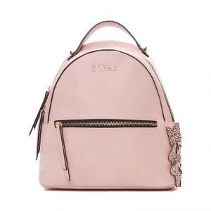 Рюкзак женский 0040111017068_48; экокожа; бледно-розовый
