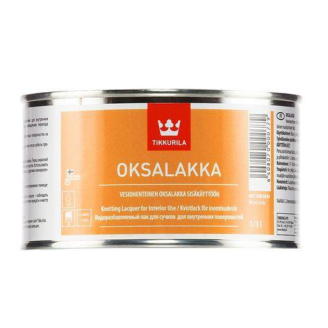 Оксалакка - Лак для обработки сучков