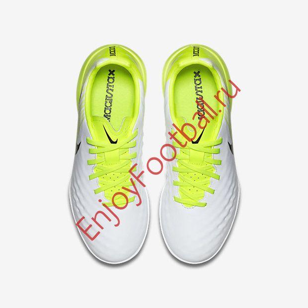 a2eb1472 ... детские; Nike JR. MagistaX Opus II IC 844422-109 белые кроссовки Найк