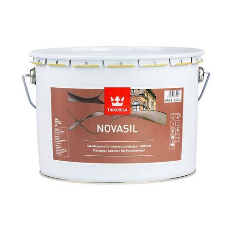 Фасадная краска Novasil - Новасил