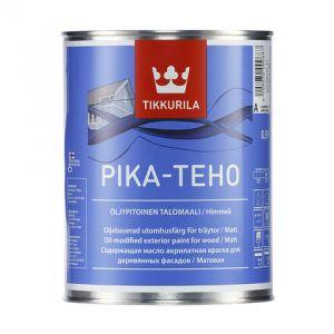 Акрилатная краска Pika-Teho, содержащая масло.
