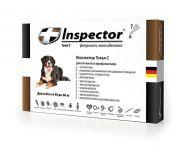Инспектор Тотал С Капли от внешних и внутренних паразитов для собак от 40 до 60 кг