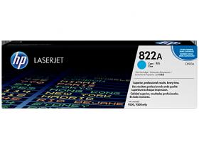 Лазерный картридж Hewlett Packard C8551A (HP 822A) Cyan