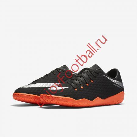 Игровая обувь для зала NIKE HYPERVENOMX PHELON III IC 852563-001